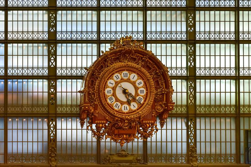 Musee d'Orsay - Paris, France
