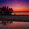 Camargue Sunset (France)