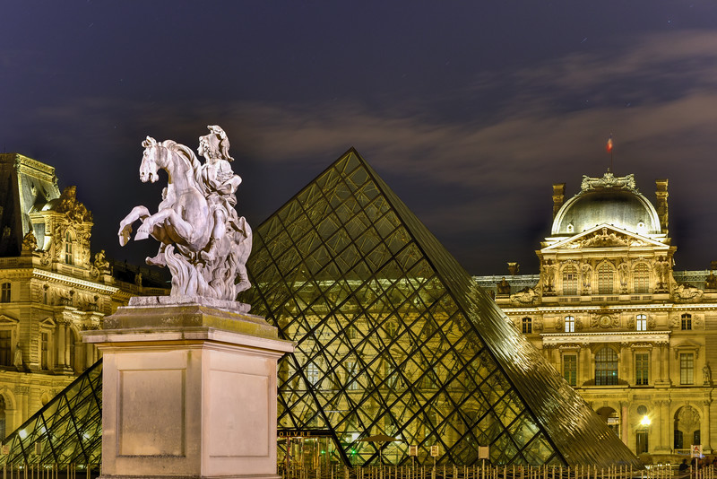 King Louis XIV - Paris, France