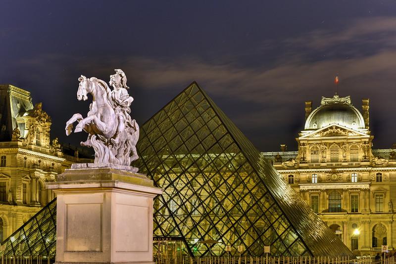 King Louis XIV - Paris, France