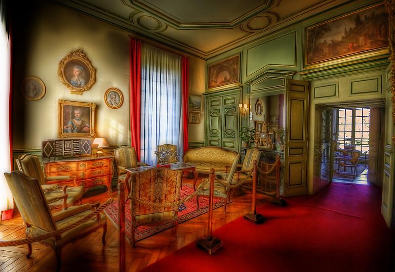 Château de Cheverny (Interior)