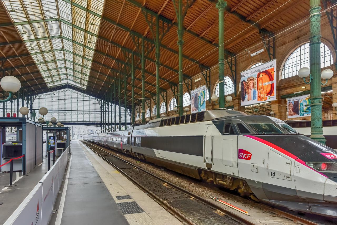 Gare du Nord - Paris North Station