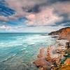 Flysch Cliff @ Saint Jean de Luz (France)