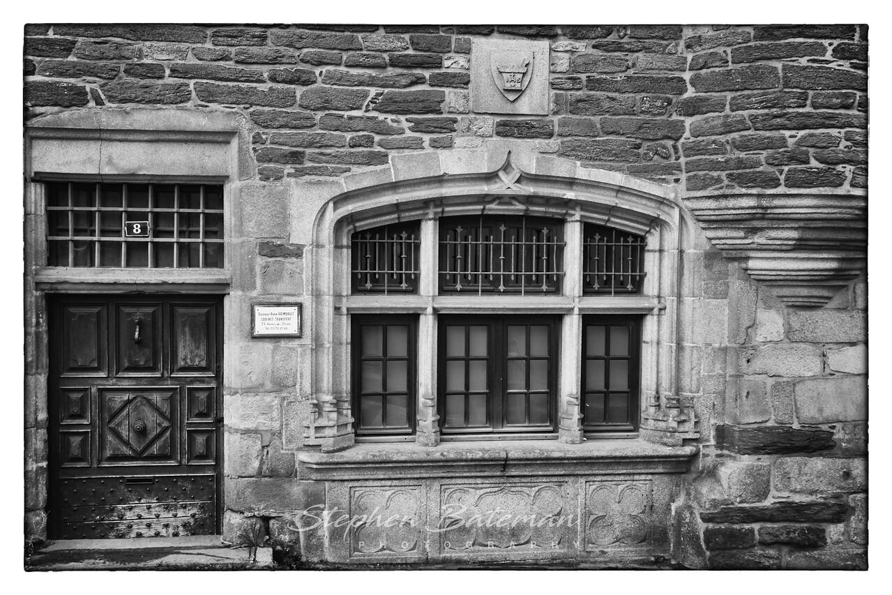 Uzerche window