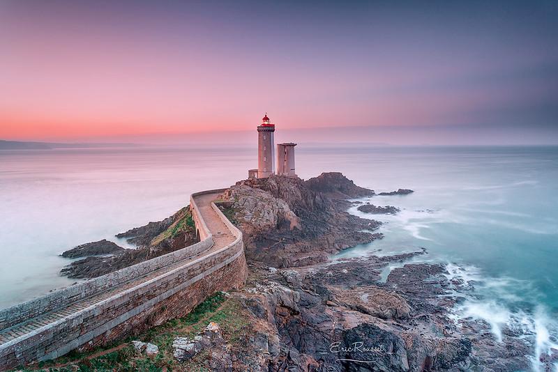 Le phare du Petit Minou - Plouzané (Bretagne)