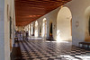 Main galllery hallway at Chateau Chenonceau.