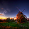 Windmill of St Julien le Montagnier #2 (France)