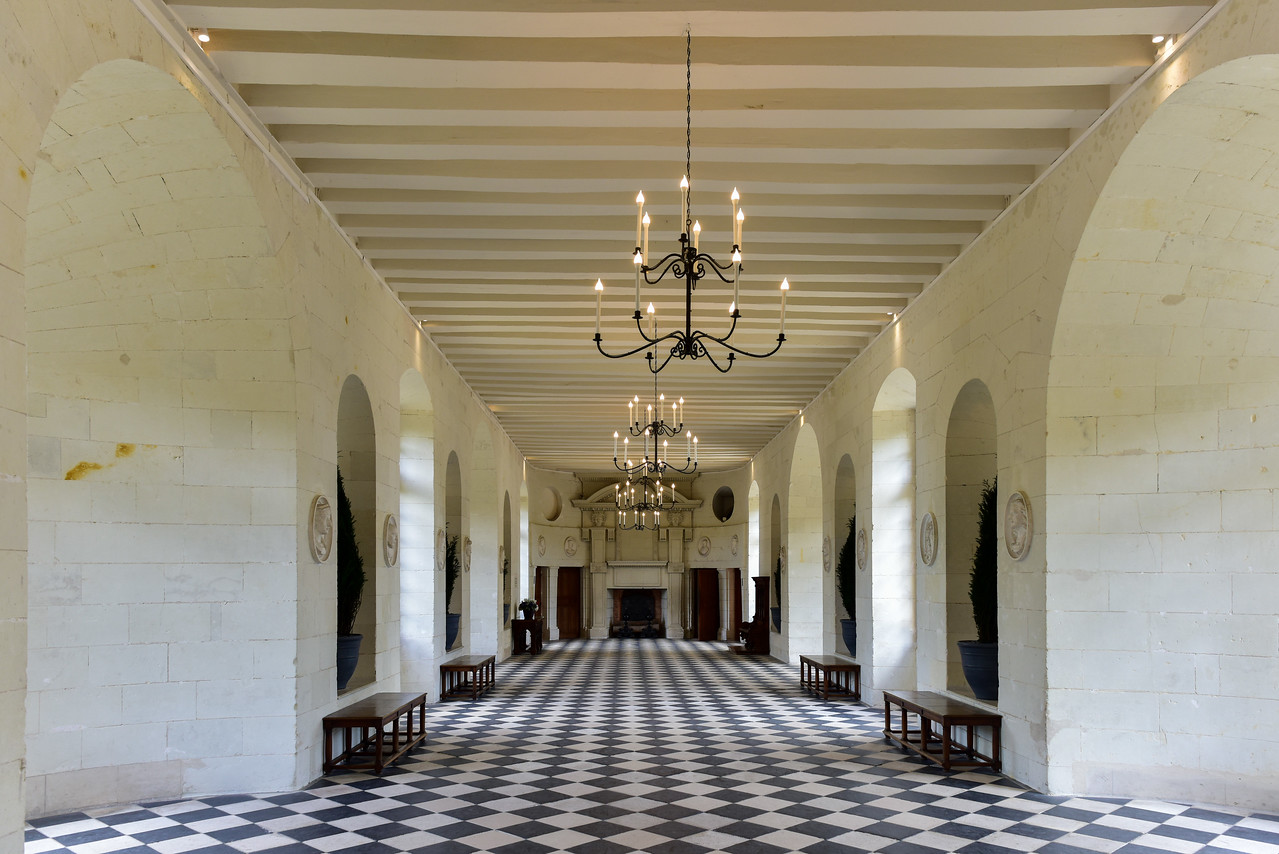 Chateau de Chenonceau Gallery - France