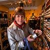 Carol Gardyne finding special french jams
