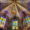 <b>Eglise Saint-Pierre-Saint-Paul @ Roquebrune sur Argens (French Riviera) - HDR</b> <i>Canon EOS 5D Mark II + Canon EF 17-40mm f/4L USM</i>