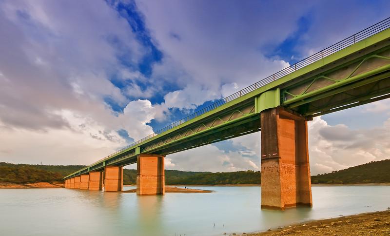 Pré Claou Bridge (French Riviera)