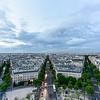 Paris City Skyline - France