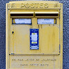 French Post Box - Bourges, France