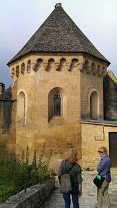 Medieval church.