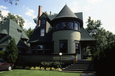 Walter Gale House by F L  Wright