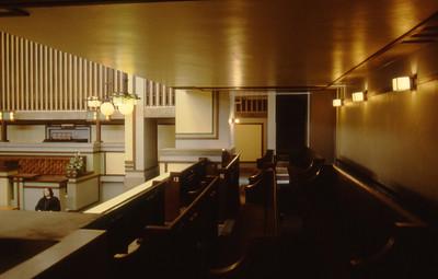 Unity Church by F L  Wright