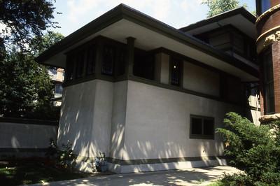 Frank W  Thomas House by F L  Wright