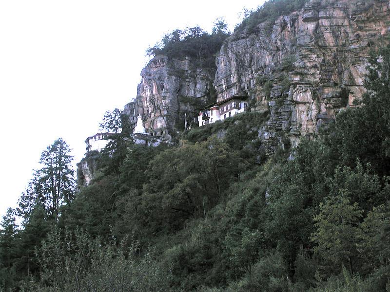 Dzong drakha Goemba