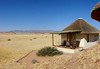 Thatched Roof Cabin - Desert Homestead