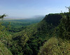 East African Rift Escarpment