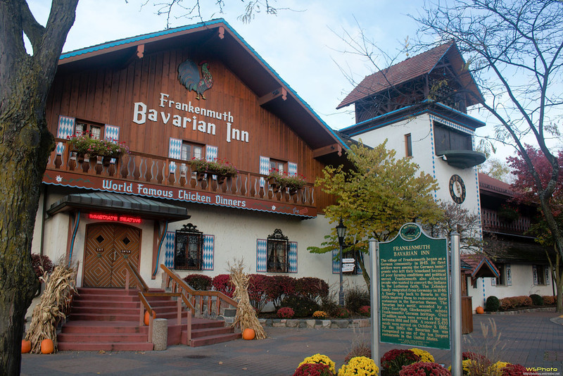 "The Bavarian Inn Restaurant in Frankenmuth, MI.<br />  <a href=""http://www.bavarianinn.com/?page=56366"">http://www.bavarianinn.com/?page=56366</a><br /> Met some friends for dinner here during our visit."