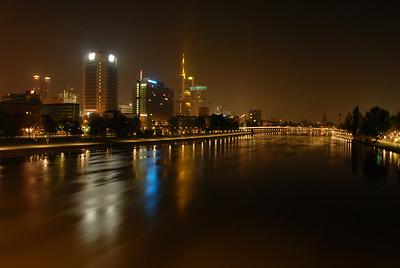 Detour to the Maritim Hotel in Frankfurt, Germany.