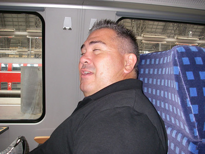 Frankfurt and Russlesheim Germay trip 2007