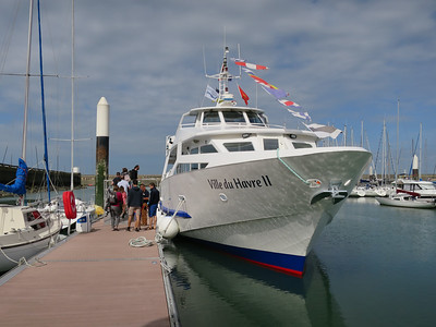 Havenrondvaart Le Havre