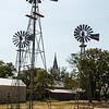 Windmills and Steeple