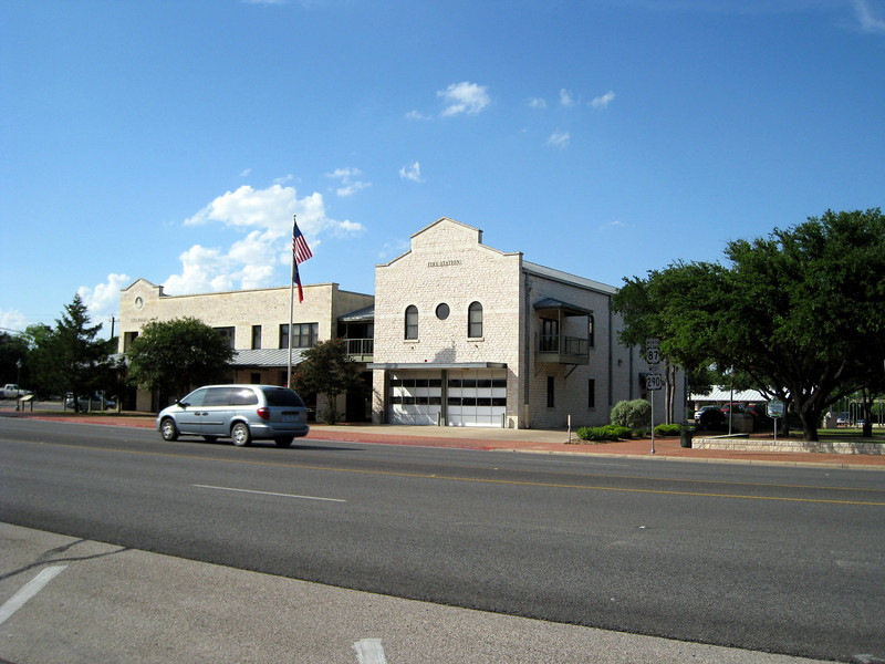 Fredericksburg Fire Department