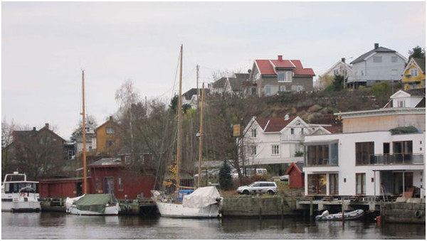 Fredrikstad Norway Photos From Our Member Jim!