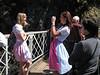 IMG_4398 Beautiful girls on Mary's Bridge