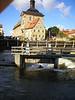 Germany 02 P9290182 Bamburg Germany, kayaking the falls