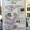 Freedom Trail walk. Anniversary Weekend, Boston, MA. 2016-09-26
