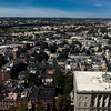 Bunker Hill Monument view. Anniversary Weekend, Boston, MA. 2016-09-26