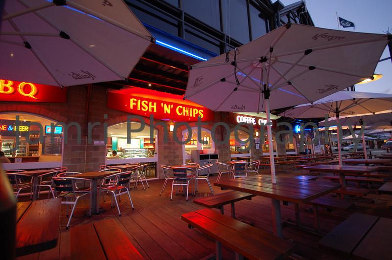 Fish 'N' Chips, Kalis, Fishing Boat Harbour