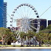 Ferris Wheel at  Perth in Western Australia.