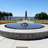 War Memorial at King's Park in Perth, Western Australia.