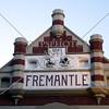 Markets in Fremantle, Western Australia.