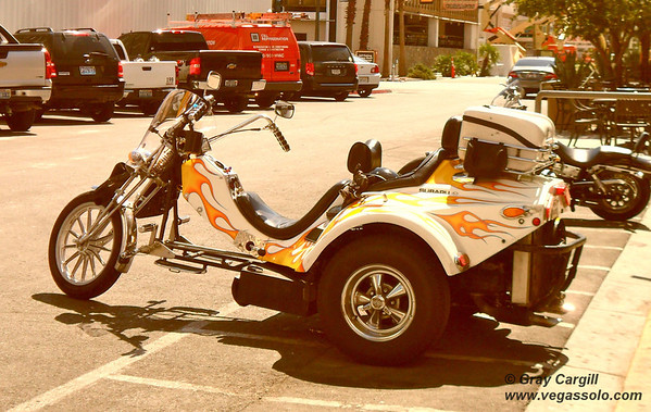 Fremont Street, Las Vegas 2012
