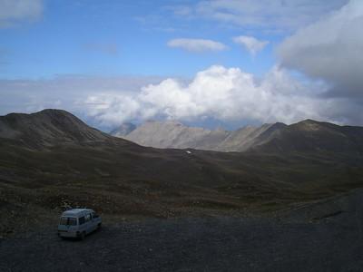 French Alpes 2005