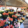Flower Market in Nice, France