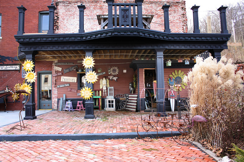 Fox Hollow Gallery, French Lick