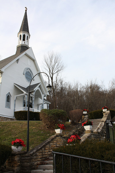 Our Lady of the Springs Church, French Lick
