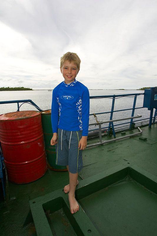 Timothy McDowell (Boat - Akademik Shokalskiy)