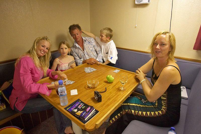 Krissy, Kimberly, Brett, Timothy, and Regula (Boat - Akademik Shokalskiy)