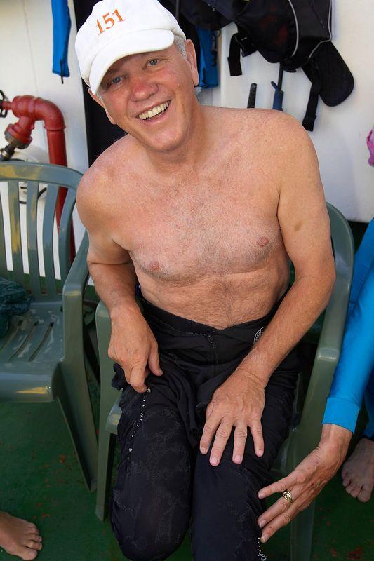 Bob Spane (Boat - Akademik Shokalskiy)