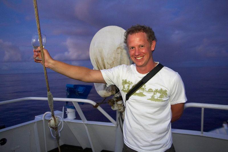 Doctor Brett Gerrard (Boat - Akademik Shokalskiy)
