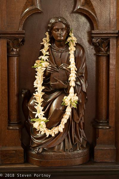 Cathédrale Notre-Dame de Pape'ete - Tahiti