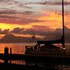Moorea from Tahiti.
